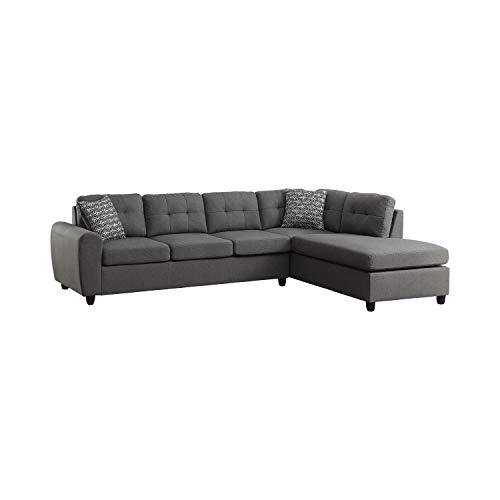 Coaster Home Furnishings Living Room Sectional Sofa