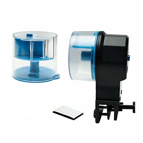 Alimentador de acuario, alimentador de acuario inteligente, alimentador de acuario para peceras