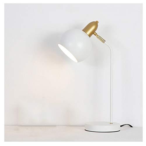 LED- Lámpara Escritorio Lectura regulable Lámpara Oficina de Estudiantes lámpara de escritorio LED de la lámpara Plug-in de la lámpara de cabecera creativo luz de la noche Lámpara de Lectura