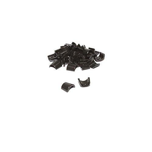 "COMP Cams 648-16 Machined Steel Set of 16-7 Degree, 11/32"", Single Groove Race Locks"