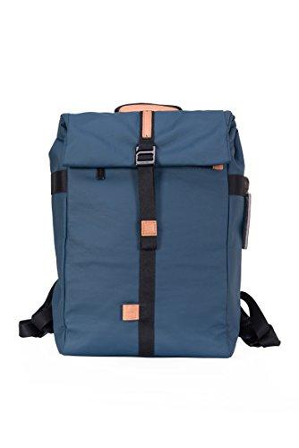 Lojel Urbo Vachetta Backpack, Cyan