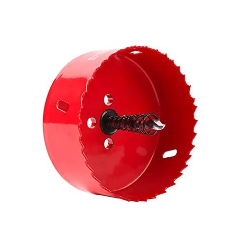 1 Pc 16-200mm Bi-metal de Woods Hole Sierras de bits para la carpintería de bricolaje accesorios para segadoras Broca, 175mm