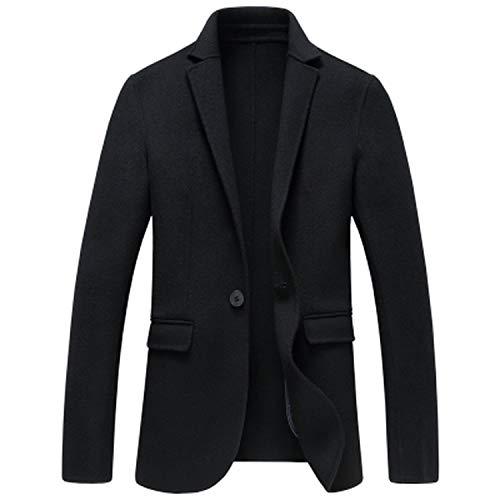 Goods-Store-uk mannen dubbelzijdige wol pakken jas mannen casual heren wollen zakelijke blazers man
