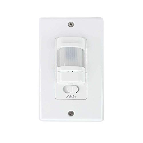 SANELEC 1286 Placa de pared con sensor de movimiento