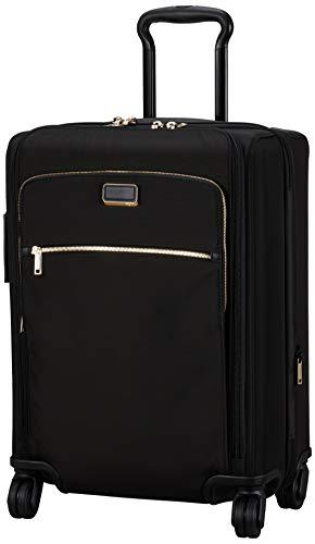 [トゥミ] スーツケース 公式 正規品 LARKIN discon ABBEY CONT DA 4WHL C/O 機内持ち込み可 保証付 6.449L 6.449kg BLACK/GOLD
