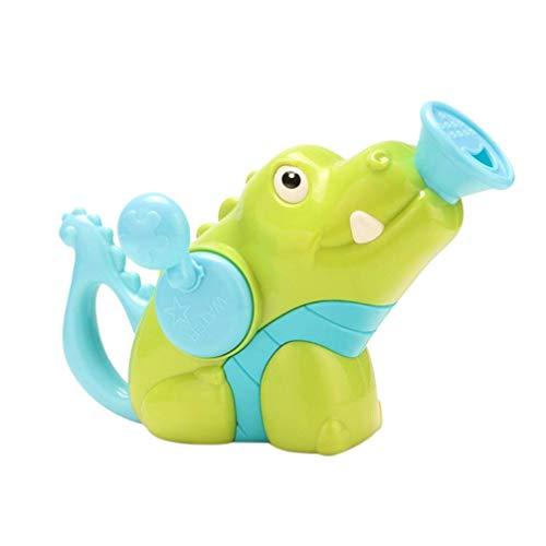 Spray Wasserspielzeug Brunnen Spielzeug Krokodil Spielzeug Badewanne Badespielzeug for Kleinkinder Babys Kinder Jungen und Mädchen (Krokodil-Muster) zcaqtajro