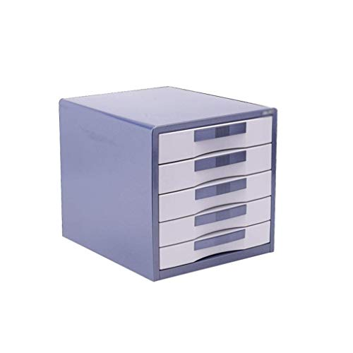Hyy-yy Periódico Bastidores cajón clasificador, gabinete de escritorio de limpieza, cajón cerrado con llave, el gabinete de datos, periódico Bastidores, caso de escritorio armario de la recepción de o