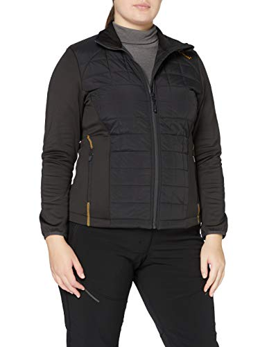 Jack Wolfskin Damen Gravity Slope Hose, Black, 38
