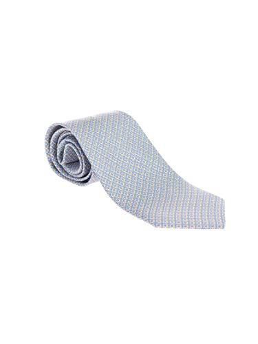 Salvatore Ferragamo Luxury Fashion Herren 3587715 Hellblau Krawatte | Frühling Sommer 20