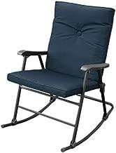 Prime Products 13-6602 La Jolla California Blue Rocker Chair