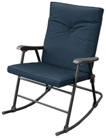 Prime Products 13-6602 La Jolla California Blue Rocker Chair