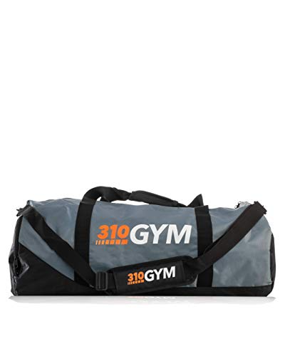 Duffle Bag for Men and Women by 310 Nutrition - Heavy Duty - Spacious - Lightweight Duffel Bag for Travel, Sports, and Gym