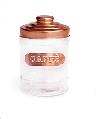 Excelsa Copper Dose Kaffee, Kupfer