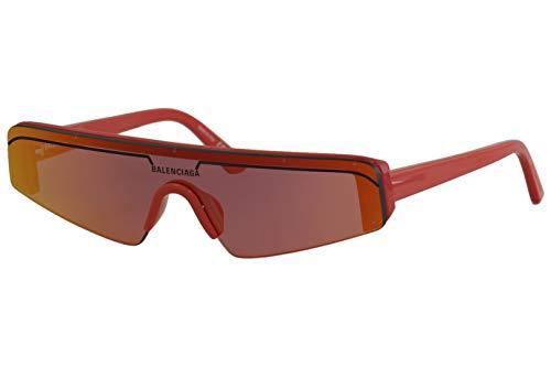 balenciaga occhiali Balenciaga Occhiali da sole Unisex BB00003S colorte 004
