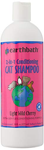 2-in-1 Conditioning Cat Shampoo, Extra Gentle Conditioning...