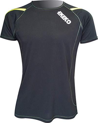 Camiseta EKEKO T Race DE Manga Corta para Hombre, Running, Atletismo, y Deportes en...