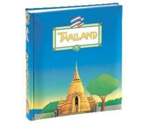 Henzo - Album fotografico TAILANDIA, colore: Blu