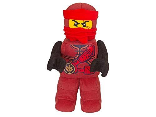 LEGO NINJAGO Kai Minifigure - Peluche de peluche (30,5 cm)