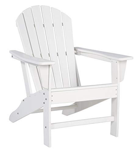 Signature Design by Ashley - Sundown Treasure Outdoor Adirondack Chair - White