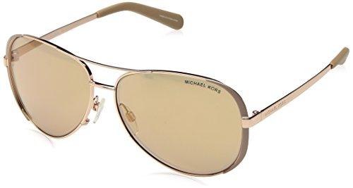 Michael Kors Damen Sonnenbrillen CHELSEA MK5004, 1017R1, 59