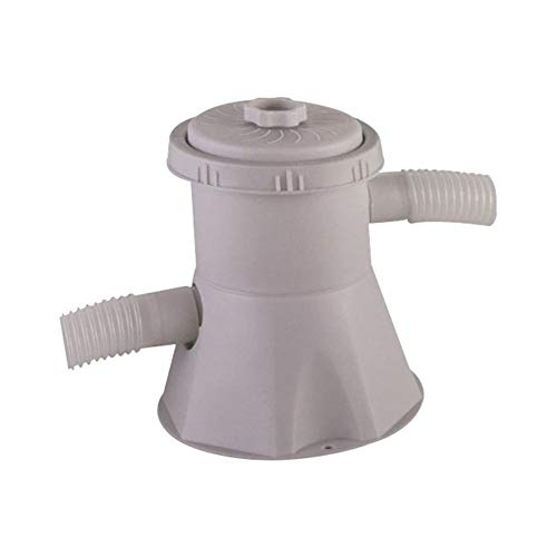 xianjun Poolpumpe Filter Schwimmbadpumpe Umwälzpumpe Filterpumpe für Pools Sandfilteranlage 20W 110-240V