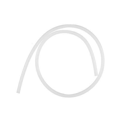 Aibecy Tubo de PTFE Creality 3D 2 mm ID 4 mm OD 40 cm de longitud para impresora 3D Ender-3 Filamento de 1.75 mm, 1 piezas
