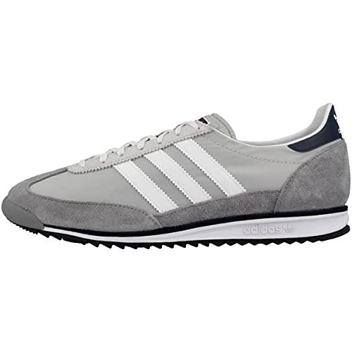 adidas SL 72, Zapatillas Deportivas Hombre, Grey Two FTWR White Grey Three, 38 2/3 EU