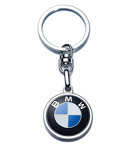 Car Logo Keychain Replacement for BMW Key Chain Accessories Keyring (For BMW)