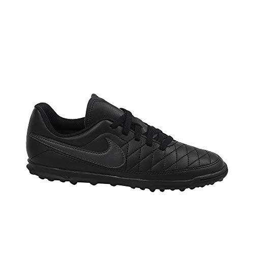 Nike Jr Majestry Tf, Scarpe da Calcetto Indoor Unisex-Adulto, Multicolore (Black/Anthracite/Black 001), 38 EU