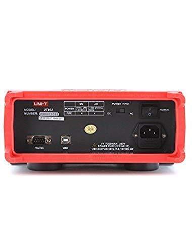 Electrotécnico Digital Multímetro Multímetro Digital de Banco genérico UT803