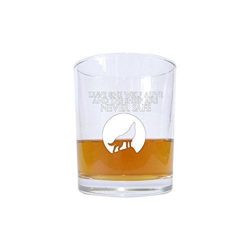 Game of Thrones Geïnspireerd Stern Whisky Glass met