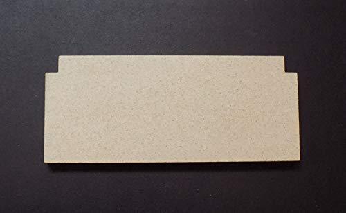 Zugumlenkung C für Hark Alero 1 Kaminöfen - Vermiculite - Passgenaues Kaminofen Ersatzteil