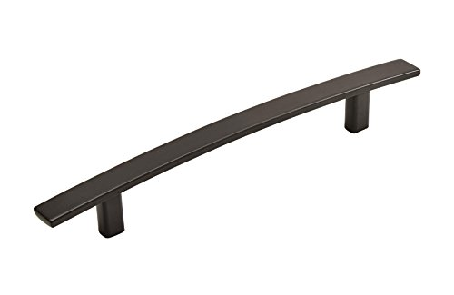 Cyprus 8 in (203 mm) Center-to-Center Black Bronze Appliance Pull