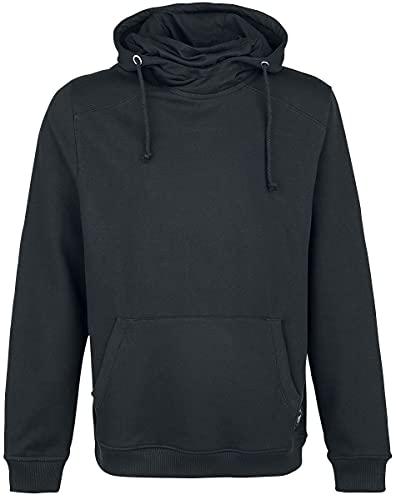 Black Premium by EMP Mask Homme Sweat-Shirt à Capuche Noir L