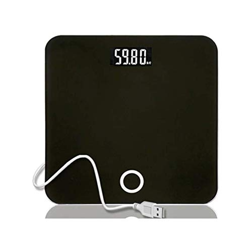 New Bnm QPLKKMOI Digital Electronic Scale, Home USB Rechargeable Electronic Scales