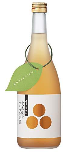 蓬莱泉 完熟梅でつくった梅酒 720ml