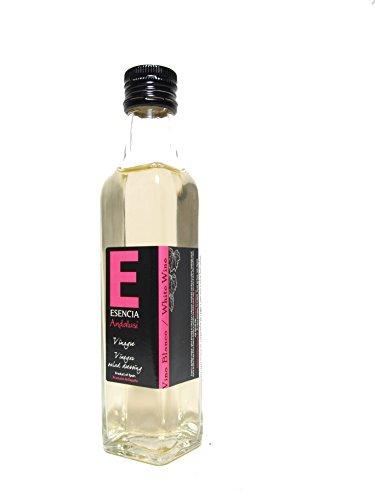 Vinagre de Vino Blanco 100 ml Esencia Andalusí