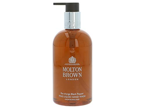 Molton Brown > Hand Care Re-Charge Black Pepper Fine Liquid Hand Wash 300 ml