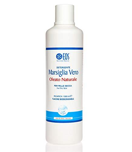 Marsiglia Vero Oleato Naturale 1000 ml Eos Natura