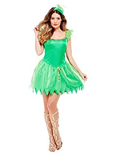 Smiffys Costume petite fée des bois, vert, avec robe, coiffe et ailes (B001KY493Y) | Amazon price tracker / tracking, Amazon price history charts, Amazon price watches, Amazon price drop alerts