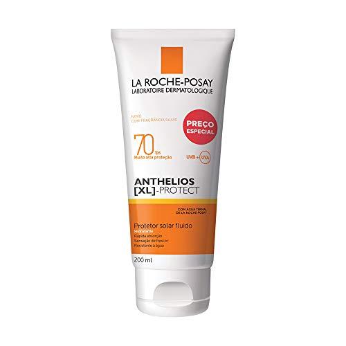 Anthelios Xl Protect Fps 70 200 ml, La Roche-Posay, Branco