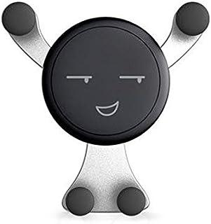 Justdodo Sujetador Auto Negro de los Sujetadores de los vidrios del Coche del Sujetador Auto Gafas del Ojo Gafas de Sol Tarjeta de Banco de Negocios Titular del boleto Soporte Clip