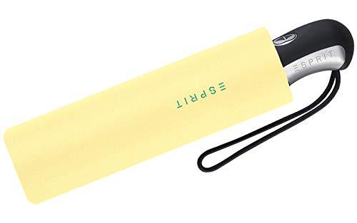 Esprit Easymatic 3 - Paraguas de bolsillo, amarillo (Amarillo) - 52469
