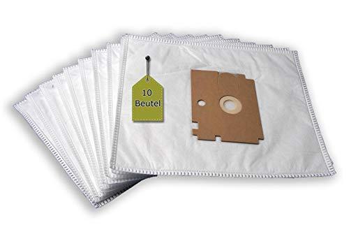 eVendix Staubsaugerbeutel passend für Rowenta RS 005-099 Dymbo, 10 Staubbeutel + 2 Mikro-Filter, kompatibel mit Swirl R27