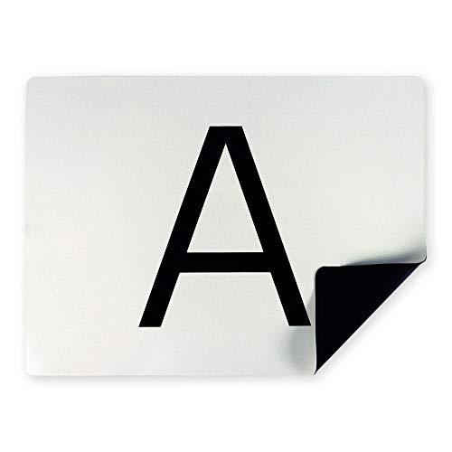 A-Tafel A-Schild für Abfalltransport Magnetisch 400x300 mm Warntafel Abfalltafel Abfallschild