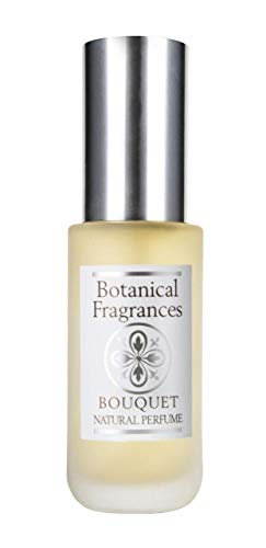 Bouquet Natural Perfume: All-natural Aromatherapy Perfume
