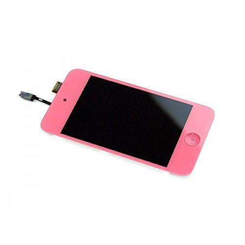 Third Party - Kit Complet de Couleur iPod 4 - Rose - 0583215014616