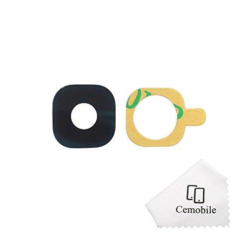 Cemobile Lente Vetro Fotocamera Posteriore con Adesivo per Samsung Galaxy S7 / S7 Edge G930 G935