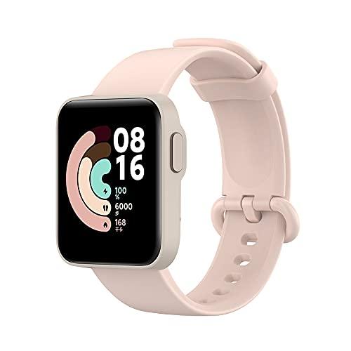 Compatibile con Xiaomi Mi Watch Lite Smart Watch, cinturino in silicone accessori di ricambio per Mi Watch Lite Band, Silicone,