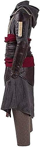 YeWeißSpiel Film Aguilar Braun Kostüm Herren Robe Hose Accessories Kostüm Outfit